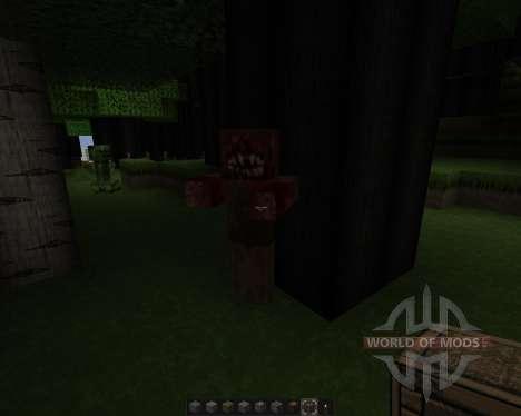 Cyberghostdes Scifantasy [128х][1.8.1] для Minecraft