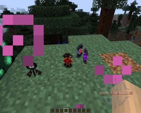 Metroid Cubed 2: Universe [1.7.2] для Minecraft