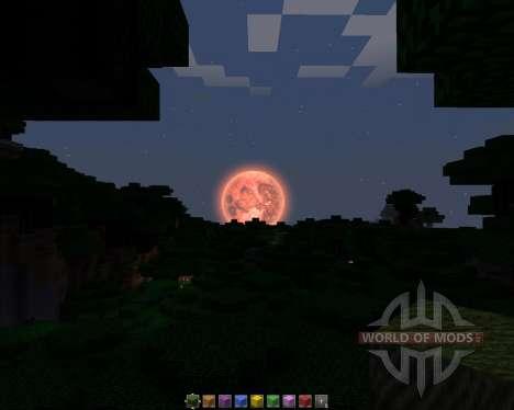 David Detailed [64x][1.7.2] для Minecraft
