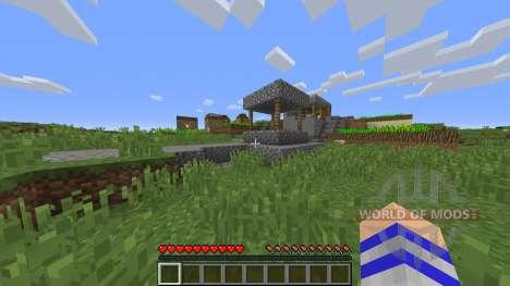 Скачать Minecraft 1.8.5