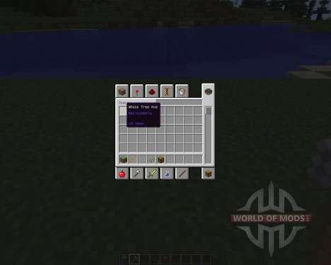 Whole Tree Axe [1.6.2] для Minecraft