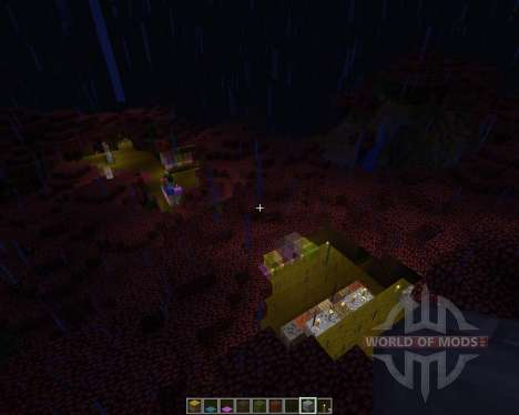 Thanks Givin Pack [16x][1.7.2] для Minecraft