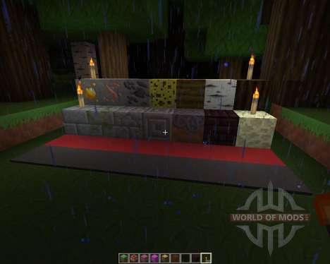 Rezupack [32x][1.7.2] для Minecraft