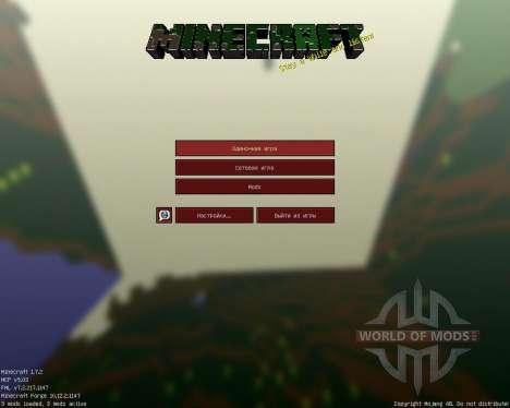 Pixelpack Charliewolves1 [16x][1.7.2] для Minecraft