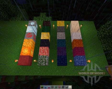 Marvelous Craft [64x][1.7.2] для Minecraft
