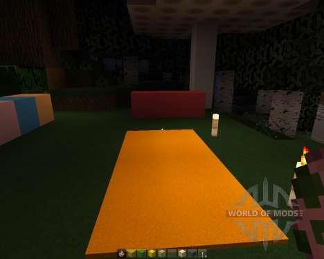 DEM Textures [128х][1.8.1] для Minecraft