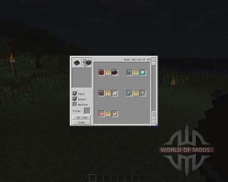 CraftGuide [1.6.2] для Minecraft