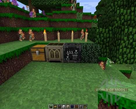 Albus [32x][1.7.2] для Minecraft