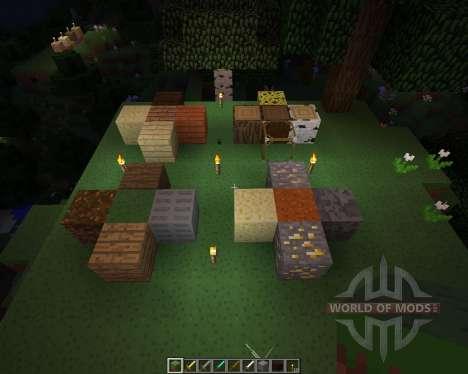Basic Craft [16x][1.7.2] для Minecraft