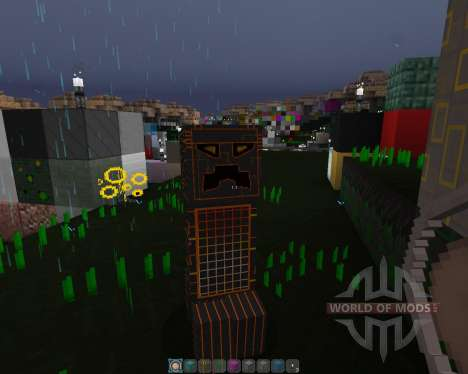 Cyber Optics [32х][1.8.1] для Minecraft