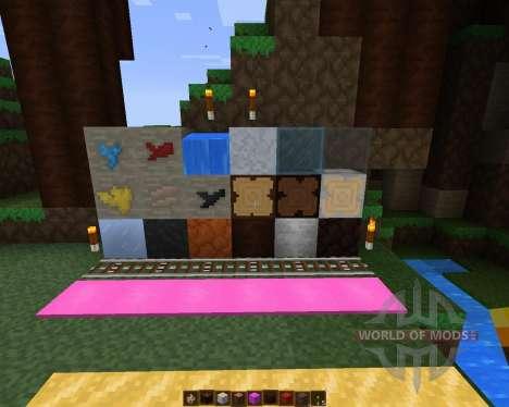 Ifs Greatness [16x][1.7.2] для Minecraft