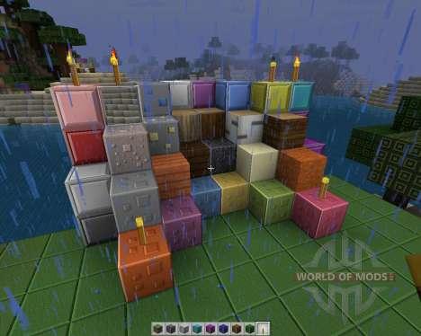 Simplex [64x][1.7.2] для Minecraft