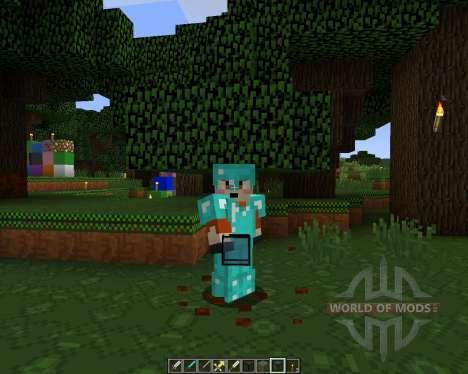 Razorpack [16х][1.8.1] для Minecraft