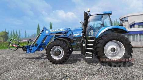 New Holland T8.320 [loader] для Farming Simulator 2015
