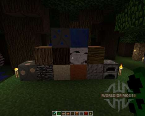 Adept [128x][1.7.2] для Minecraft