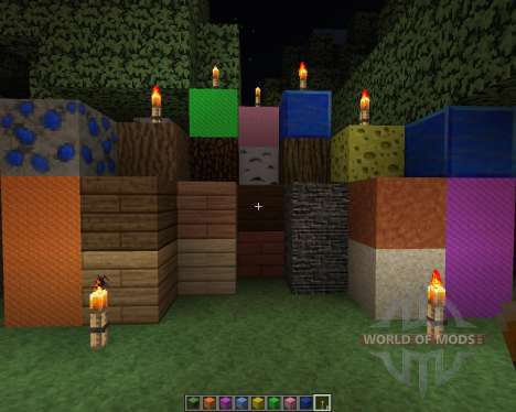 Nittle Craft [32x][1.7.2] для Minecraft