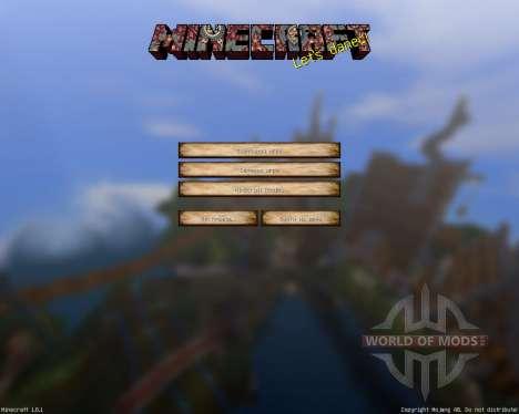 Moray Summer [32x][1.8.1] для Minecraft