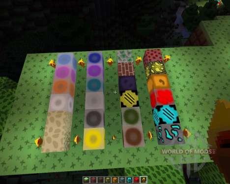 Derp Toon Craft [32x][1.7.2] для Minecraft