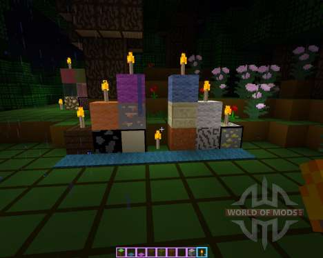 Diamond Craft [32x][1.7.2] для Minecraft
