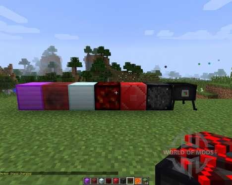Falling Meteors [1.7.2] для Minecraft