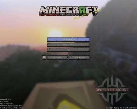 Sphax PureBDCraft [64x][1.7.2] для Minecraft