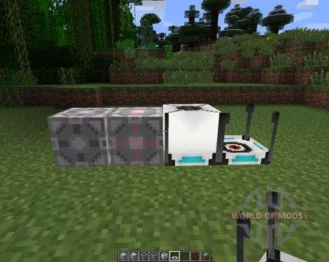 Portal Gun [1.6.2] для Minecraft