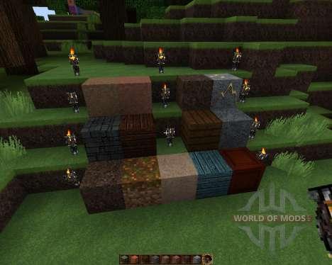 Hogwarts Creative [64x][1.7.2] для Minecraft