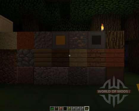 StageOneSimple [16х][1.8.1] для Minecraft