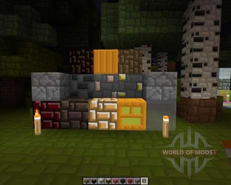 Crunchie Halloween [64x][1.7.2] для Minecraft