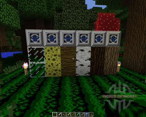 Contra Resource Pack [16x][1.7.2] для Minecraft