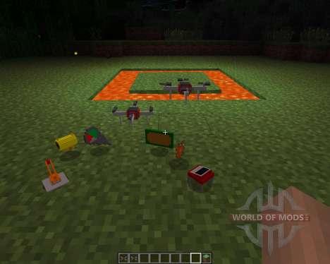 PneumaticCraft [1.6.2] для Minecraft