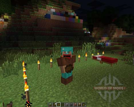 Like a Boss  Texture Pack [16x][1.7.2] для Minecraft