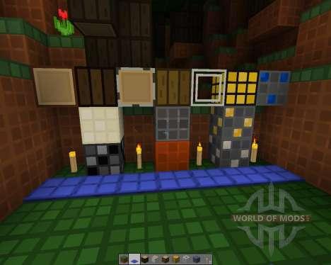 Crazyks Cubic [32x][1.7.2] для Minecraft