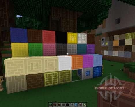 Halbzwilling [32x][1.8.1] для Minecraft
