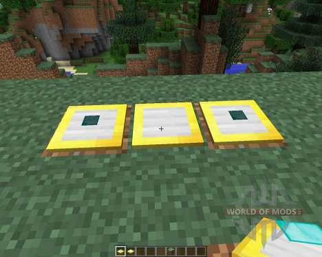 Iron Pressure Plate [1.7.2] для Minecraft