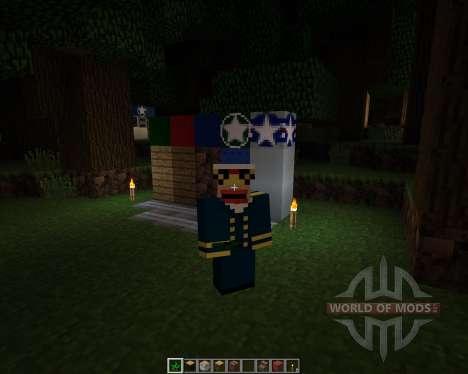 NavyCraft [32x][1.7.2] для Minecraft