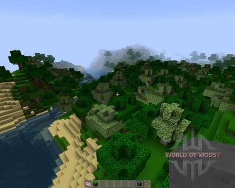 Avalon [16x][1.8.1] для Minecraft