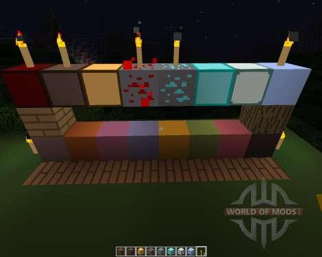 Simpler [16х][1.8.1] для Minecraft