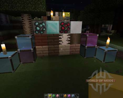 Dark Fable (Evil Fantasy Pack) [16x16] [1.7.2] для Minecraft