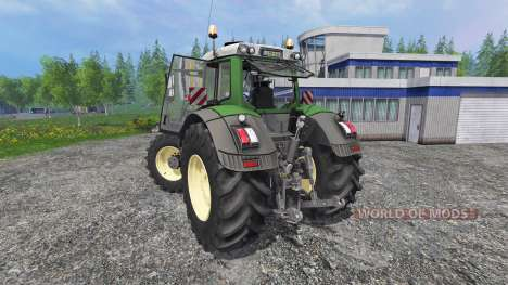 Fendt 936 Vario blunk [edit] для Farming Simulator 2015