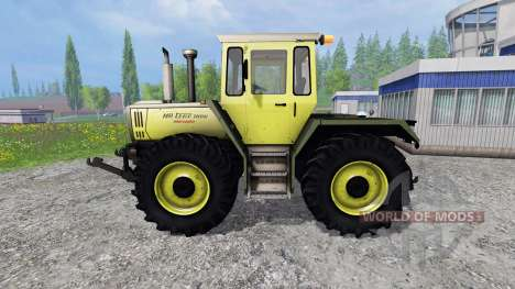 Mercedes-Benz Trac 1800 Intercooler [loader] для Farming Simulator 2015