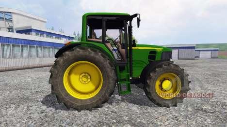 John Deere 6330 Premium для Farming Simulator 2015