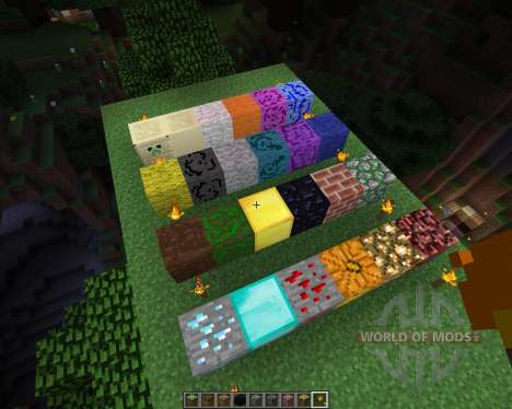 The Carsination Pack [16x][1.7.2] для Minecraft
