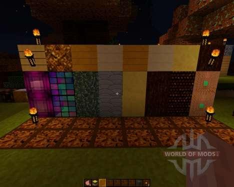 StoneBo [64х][1.8.1] для Minecraft