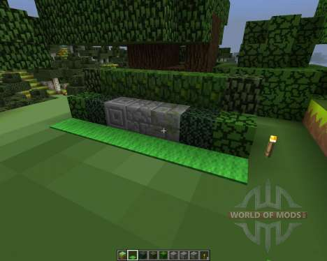 JoyPlatinum [32x][1.7.2] для Minecraft