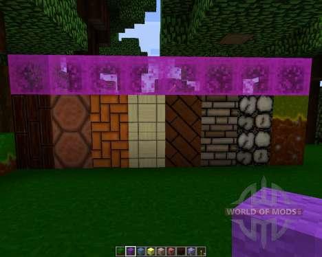 ChibiKage89s Texture Pack [32x][1.7.2] для Minecraft