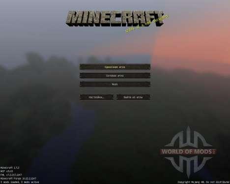 GF Craft [16x][1.7.2] для Minecraft