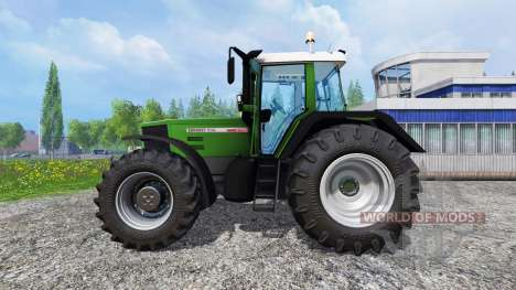 Fendt Favorit 926 Vario для Farming Simulator 2015