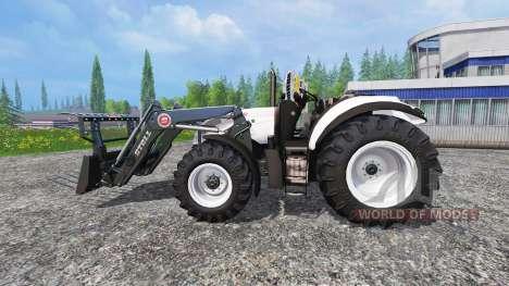 Steyr Multi 4115 v2.0 для Farming Simulator 2015