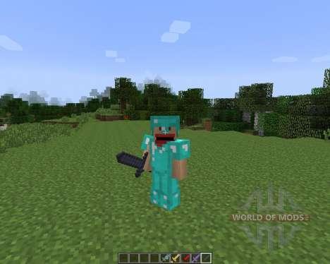 MoSwords [1.7.2] для Minecraft